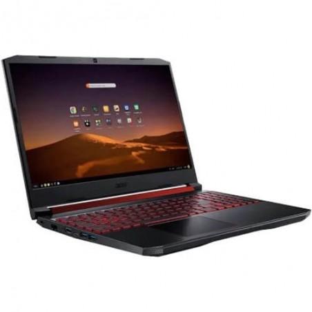 "Notebook Gamer Acer Nitro 5 AN517-51-55NT - Intel Core i5-9300H - GTX 1650 - RAM 8GB - SSD 128GB - Tela 17.3"" - Endless OS"
