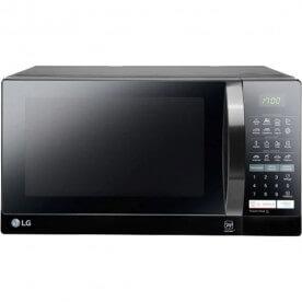Forno Micro-Ondas LG Solo MS3057QA - Preto - 30 Litros - 220V