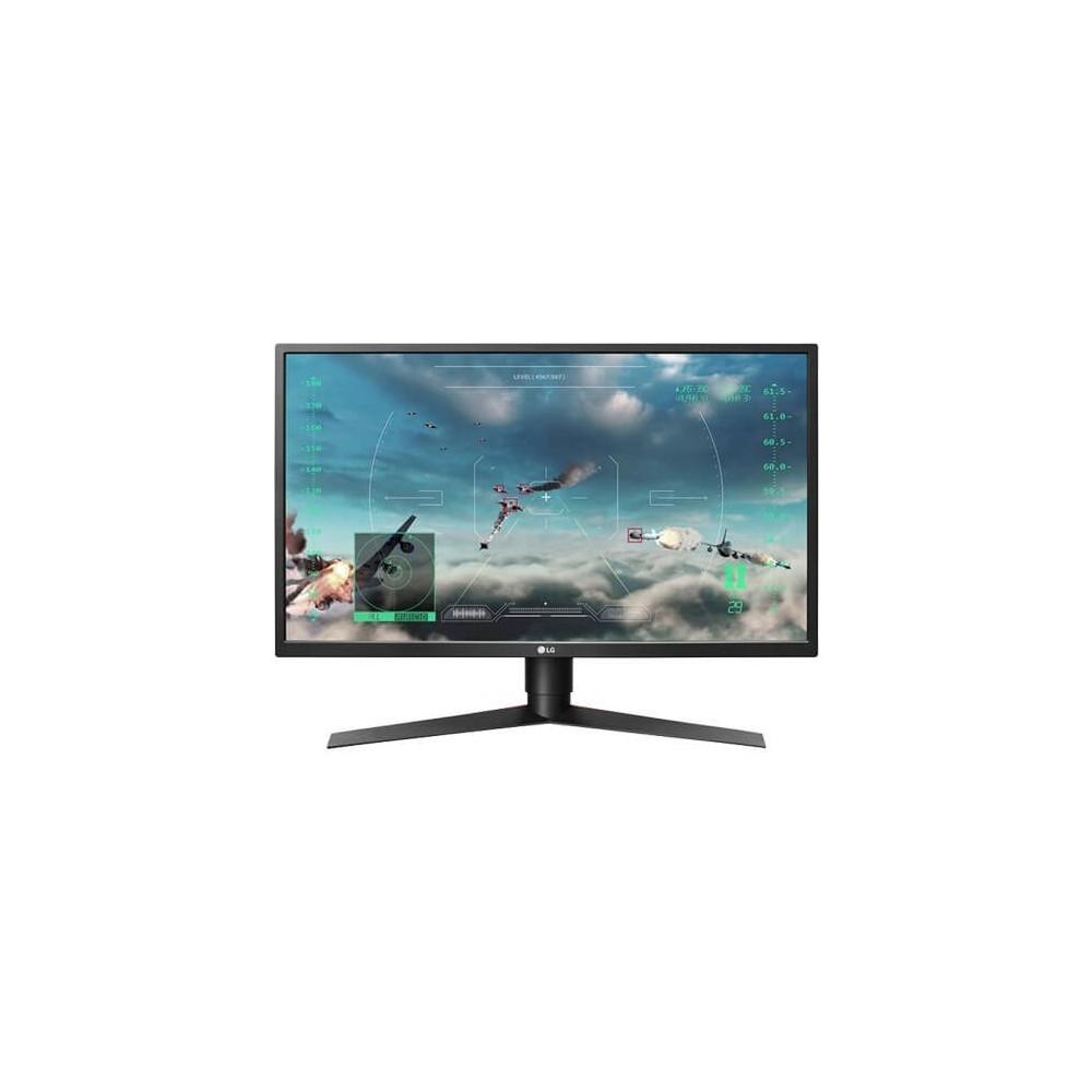 "Monitor Gamer LG 27GK750F-B - Tela 27"" - Full HD - 240Hz - 1ms - FreeSync - HDMI - Display Port"