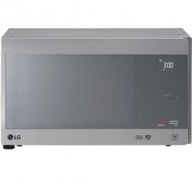 Micro-Ondas LG NeoChef Grill MH8297CIR - Prata - 42 Litros - Easy Clean - 127V