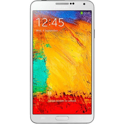 "Smartphone Samsung Galaxy Note 3 Branco N9005 - 32GB - Wi-Fi - 4G LTE - 5.7"" - Câmera 13MP - Android 4.3"