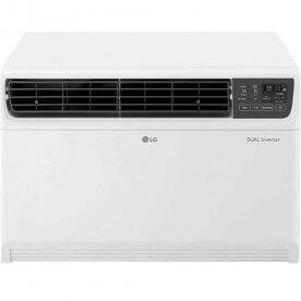Ar Condicionado Janela LG Dual Inverter Voice W3NQ10UNNP0 - 10.000 BTUs - Frio - 127V