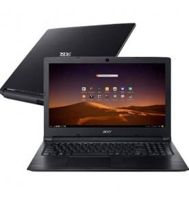 "Notebook Acer Aspire 3 A315-53-31DC - Preto - Intel Core i3-8130U - RAM 4GB - SSD 128GB - HD 1TB - Tela 15.6"" - Endless OS"