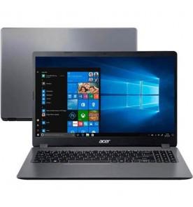 "Notebook Acer Aspire 3 A315-56-569F - Cinza - Intel Core i5-1035G1 - RAM 4GB - SSD 256GB - Tela 15.6"" - Endless OS"