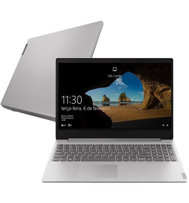 "Notebook Lenovo Ideapad S145-15IWL-81S9000CBR - Prata - Intel Celeron N4000 - RAM 4GB - HD 500GB - Tela 15.6"" - Windows 10"