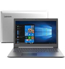 "Notebook Lenovo Ideapad 330-15IKBR81FE0000BR - Prata - Intel Core i7-8550U - MX 150 - RAM 8GB - HD 1TB - Tela 15.6"" - Windows 10"