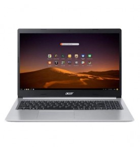 "Notebook Acer Aspire 5 A515-54G-73Y1 - Prata - Intel Core i7-10510U - MX250 - RAM 8GB - SSD 512GB - Tela 15.6"" - Endless OS"