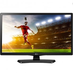 "TV Monitor LG 20MT49DF 19.5"" - LED - HDMI - USB - Conversor Digital"