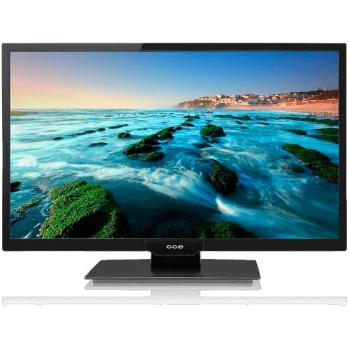 "TV LED 39"" CCE LN39G - Entradas USB e HDMI - Conversor Digital - Full HD - Antirreflexo - Preta"