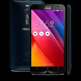 "Smartphone ZenFone 2 Asus ZE551ML-6A549WW Preto - Intel Atom Quad Core - 16GB - 4G LTE - RAM 4GB - Tela 5.5"" - Android 5"