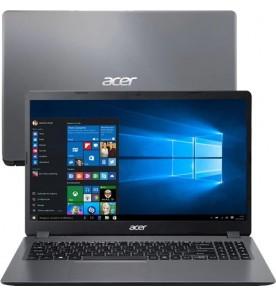 "Notebook Acer Aspire 3 A315-56-35ET - Cinza - Intel Core i3-1005G1 - RAM 8GB - SSD 512GB - Tela 15.6"" - Windows 10"