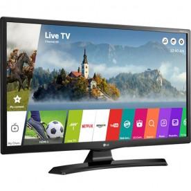 "Smart TV Monitor LG 28"" 28MT49S-PS - LED - HDMI - USB - Wi-Fi - WebOS - Conversor Digital"