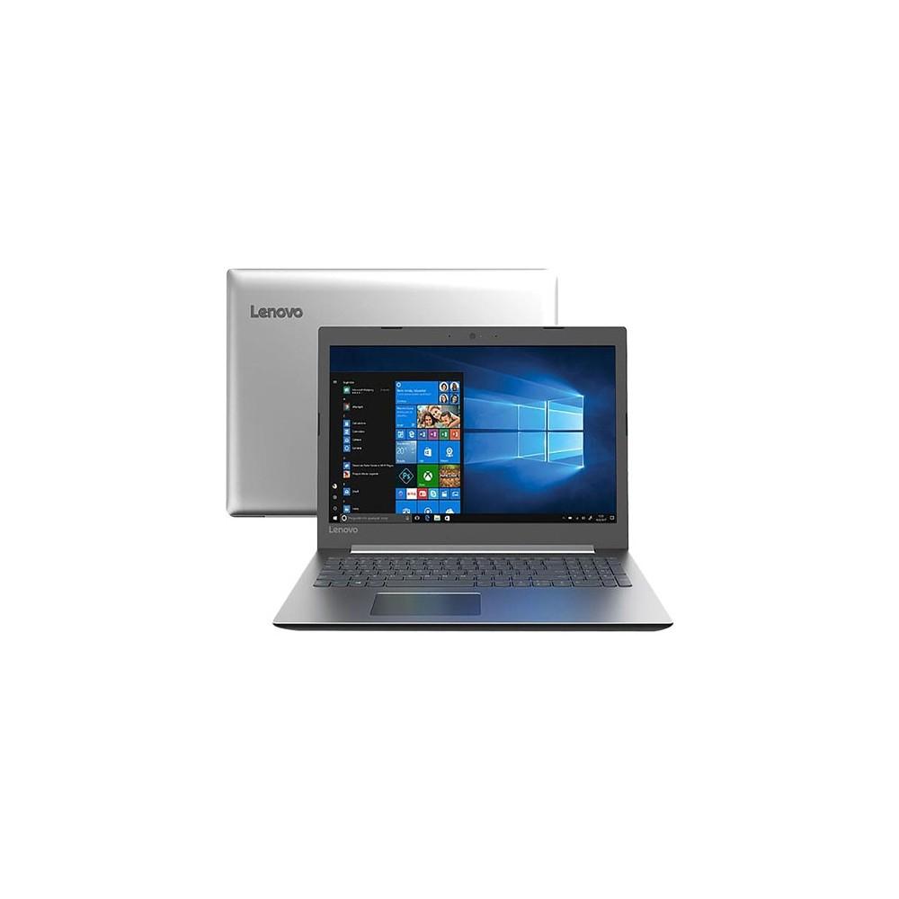 """Notebook Lenovo IdeaPad 330-15IGM-81FN0001BR - Preto - Intel Celeron N4000 - RAM 4GB - HD 1TB - Tela 15.6"""" - Windows 10"""