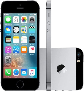 iPhone SE 32GB Cinza Espacial