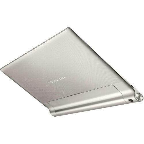 "Tablet Yoga Lenovo B8000-F - Tela HD de 10.1"" - Quad Core - 16GB - Câmera de 5MP - Micro USB - Wi-Fi - Android 4.2"