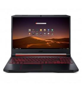 "Notebook Acer Nitro 5 AN515-54-75FJ - Intel Core i7-9750H - GeForce GTX 1650 - RAM 8GB - SSD 128GB - Tela 15.6"" - Endless OS"