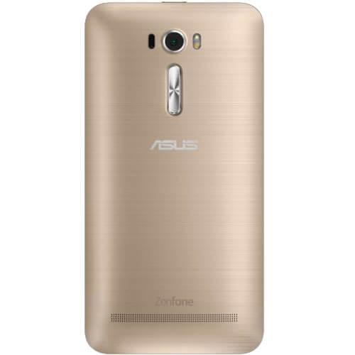 "Smartphone ZenFone 2 Laser Asus ZE550KL-6G151WW Dourado - Dual SIM - 16GB - 4G LTE - Tela 5.5"" - 13MP - Android 5.0"