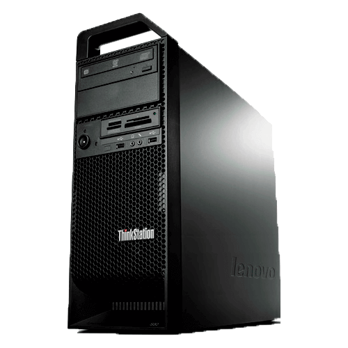 Computador Desktop Lenovo S30-4351N8P - Intel Xeon- E51620 -16GB RAM - 500GB HD - Nvidia Quadro K2000 - Windows 8.1 Pro