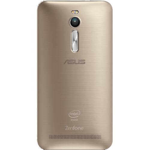 "Smartphone ZenFone 2 Asus ZE551ML-6G545WW - 32GB - 4G - Intel Quad Core Z3580 - RAM 4GB - Tela 5.5"" - Android 5 - Dourado"