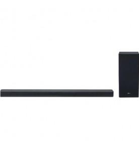 Home Theater SoundBar LG SK6FF - Bluetooth - 2.1 Canais - Wi -Fi - Sound Sync - 360W