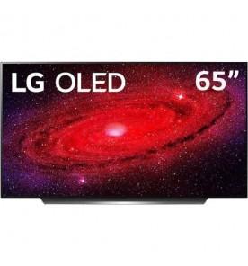 "Smart LG OLED 65"" OLED65CXPSA - Ultra HD 4K - HDR - HDMI - USB - Wi-Fi - Inteligência Artificial - ThinQ AI - Smart Magic"