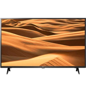 "Smart TV LG LED 43"" 43UM7300PSA - Ultra HD 4K - HDMI - USB - Wi-Fi - ThinQ AI - Conversor Digital"
