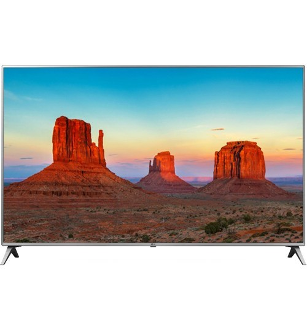 "Smart TV LED 43"" LG 43UK6520PSA - Ultra HD 4K - HDR Ativo - HDMI - USB - Wi-Fi - ThinQ AI - Conversor Digital"