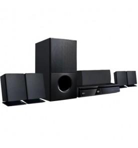 Home Theater LG LHD625 - Preto - Bluetooth - 5.1 Canais - Radio FM - HDMI - USB - DVD - 1000W