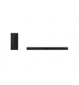 Home Theater SoundBar LG SK4D - Preto - Bluetooth - 2.1 Canais - 300W
