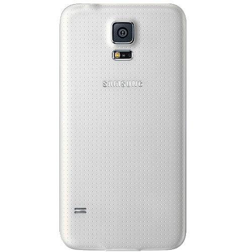 "Smartphone Samsung Galaxy S5 Branco - 16GB - Quad-Core - 4G - RAM 2GB - 16MP - Tela 5.1"" - Android 4.4"
