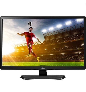 "TV Monitor LG 20MT49DF 19.5"" - LED - HDMI - USB - Conversor Digital"