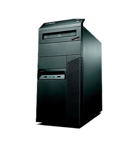 Computador Desktop Lenovo M76-3127RW9 - Intel Phenom X2B57 - 4GB RAM - 500GB HD - Windows 7 Pro