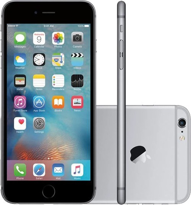 iPhone 6S 32GB Cinza Espacial