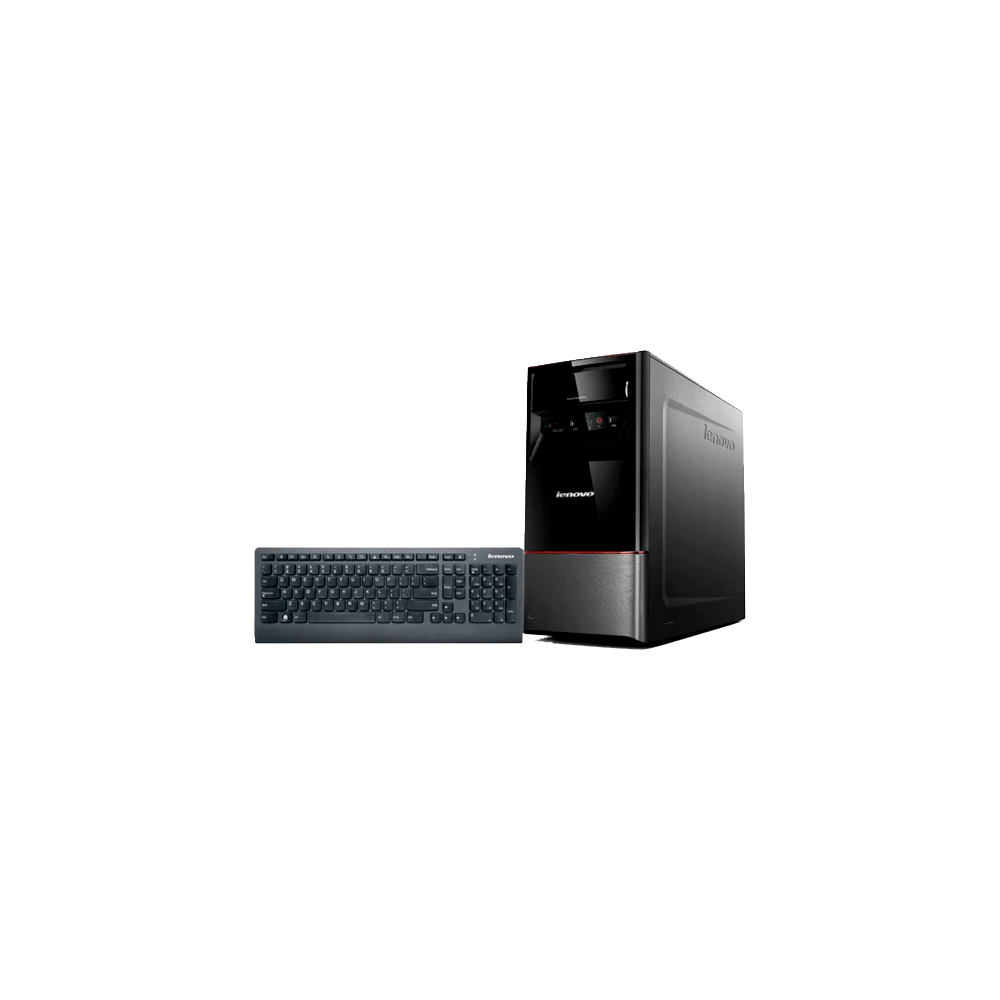 Computador Desktop Lenovo H420-57302493 - Intel Core i3-2120 - RAM 2GB - HD 500GB - Windows 7 Home Basic