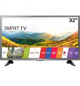 "Smart TV LED LG 32"" 32LJ600B - HD - HDMI - USB - Wi-Fi - WebOS - Conversor Digital"
