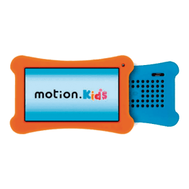 "Tablet CCE Motion Tab TR72 Kids - Dual Core - Câmera 2MP - Micro USB - Wi-Fi - Tela 7"" - Android 4.2"