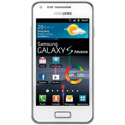 "Smartphone Samsung Galaxy S2 Lite GT-I9070 Branco - 8GB - Wi-Fi - 3G - Tela 4"" - Câmera 5MP - Android 2.3"