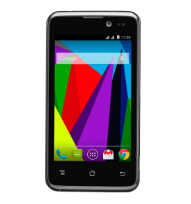 """Smartphone CCE SK412 - Rosa - 4GB - 5 MP - 3G - Tela 4"""" - Android 4.3"""