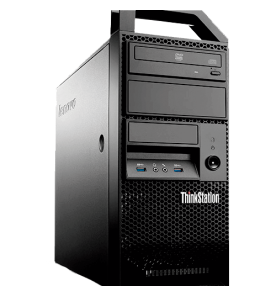 Computador Lenovo Workstation E32-30A10057BR - Intel Xeon E3-1240v3 - HD 1TB - RAM 8GB - Windows 7 Professional