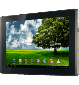 """Tablet Asus TF101-1B199A - NVIDIA Tegra 2 Dual Core - 16GB - LED 10.1"""" - Wi-Fi - Android 3.0"""