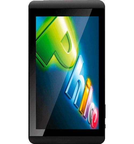"""Tablet Philco 7ISDBT7A1-P111A4.0 Preto - 8GB - Cortex A8 - RAM 1GB - Câmera de 2MP - Tela 7"""" - Android 4.0"""