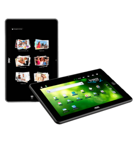 """Tablet AOC Breeze MW0821 - 4GB - Wi-Fi - Touchscreen - Tela 8"""" - Android 2.3"""