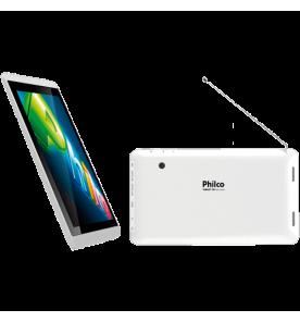 "Tablet Philco 7A1-B111A4.0 - ARM Cortex A8 - RAM 1GB - 8GB - Câmera 2MP - Tela 7"" - Android 4.0 - Branco"