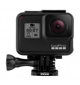 Câmera Digital GoPro Hero 7 Black - 12MP - 4K - Bluetooth - Wi-Fi - GPS