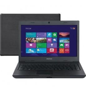 "Notebook Positivo Premium S3040 - Preto - Intel Pentium B950 - RAM 6GB - HD 320GB - Tela 14"" - Windows 8"