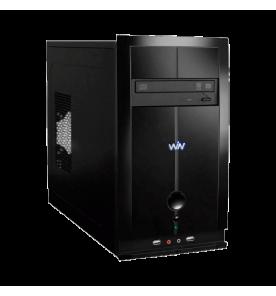 Computador Desktop CCE P45 - Intel Pentium G620 Dual Core - RAM 4GB - HD 500GB - Gravador de DVD - Windows 8