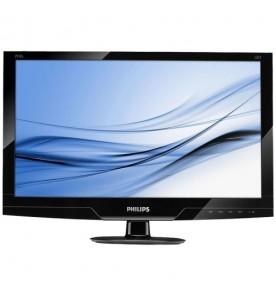 "Monitor Philips 191EL2 LED 18.5"" - Preto - DVI-D - VGA"