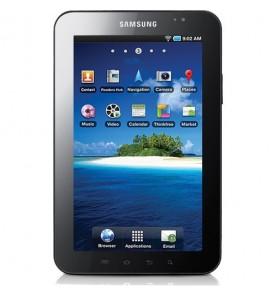 """Tablet Samsung Galaxy TAB P1010 - Branco - 3MP - Bluetooth 3.0 - 16GB - Tela 7"""" - Android 2.2"""