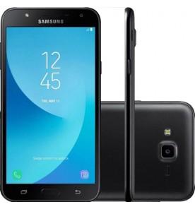 "Smartphone Samsung Galaxy J7 Neo - Preto - 16GB - RAM 2GB - Octa Core - 4G - 13MP - Tela 5.5"" - Android 9"