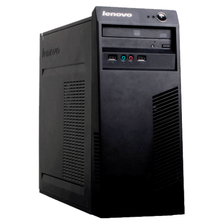 Computador Desktop Lenovo O62-2122ABP - Intel Core i3-3240 - RAM 4GB - HD 500GB - Linux